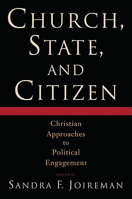 Church, State and Citizen By Joireman, Sandra F. (EDT)